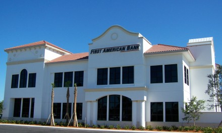 First American Bank – Headquarters