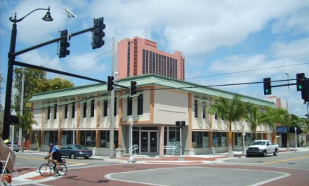 First Street Office Building