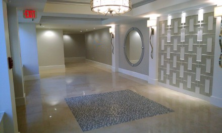 Pelican Isle Lobby Renovation