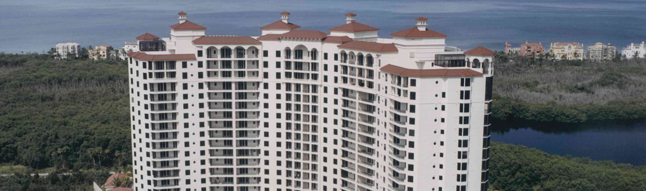Hi-Rise Condominium Renovation in Naples